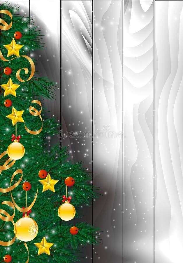 τα Χριστούγεννα ανασκοπήσεων σας σχεδιάζουν ελεύθερη απεικόνιση δικαιώματος