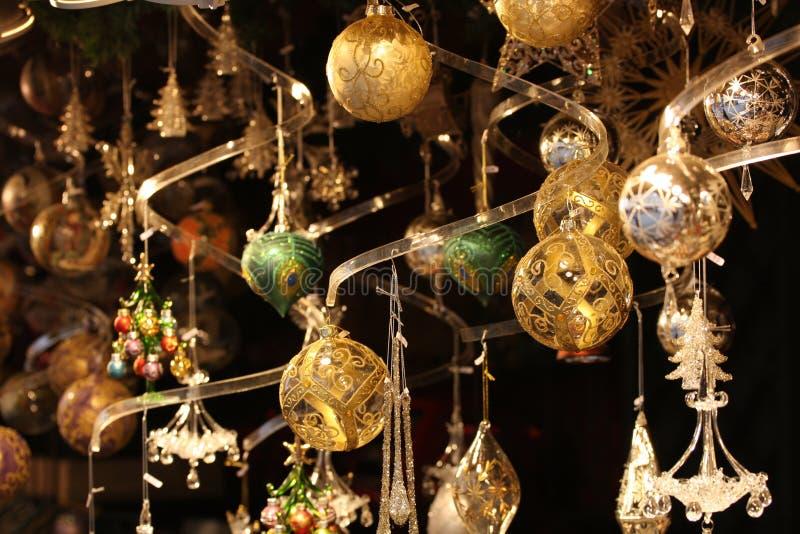 τα Χριστούγεννα απαριθμούν την αγορά στοκ εικόνα