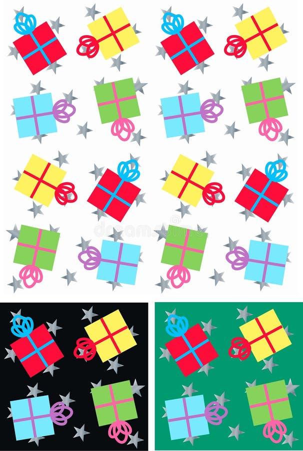 τα Χριστούγεννα διαμοιρά&z απεικόνιση αποθεμάτων