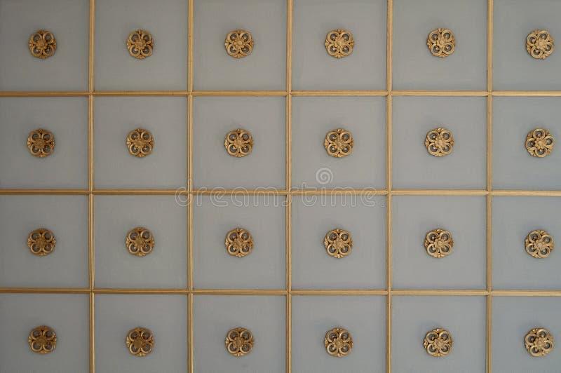 Τα χρυσά σχέδια κλείνουν επάνω στοκ φωτογραφία με δικαίωμα ελεύθερης χρήσης