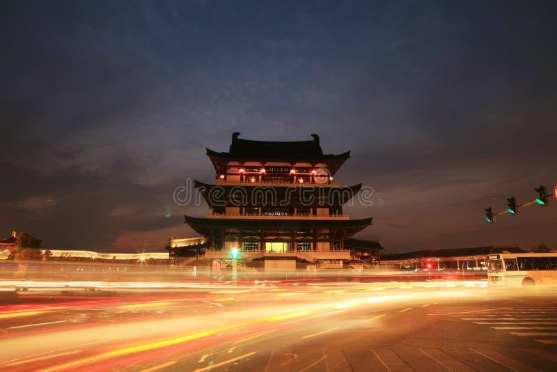τα χτίζοντας κινέζικα στοκ φωτογραφία με δικαίωμα ελεύθερης χρήσης