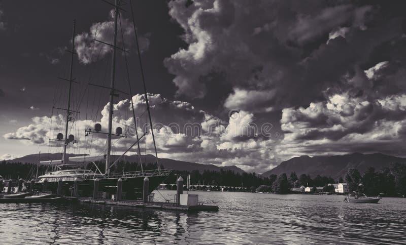 Τα όμορφα φυσικά scapes του Βανκούβερ και της κοιλάδας Fraser στοκ φωτογραφίες με δικαίωμα ελεύθερης χρήσης