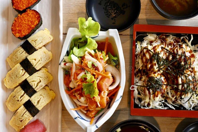 Ιαπωνικά τρόφιμα στοκ φωτογραφίες με δικαίωμα ελεύθερης χρήσης