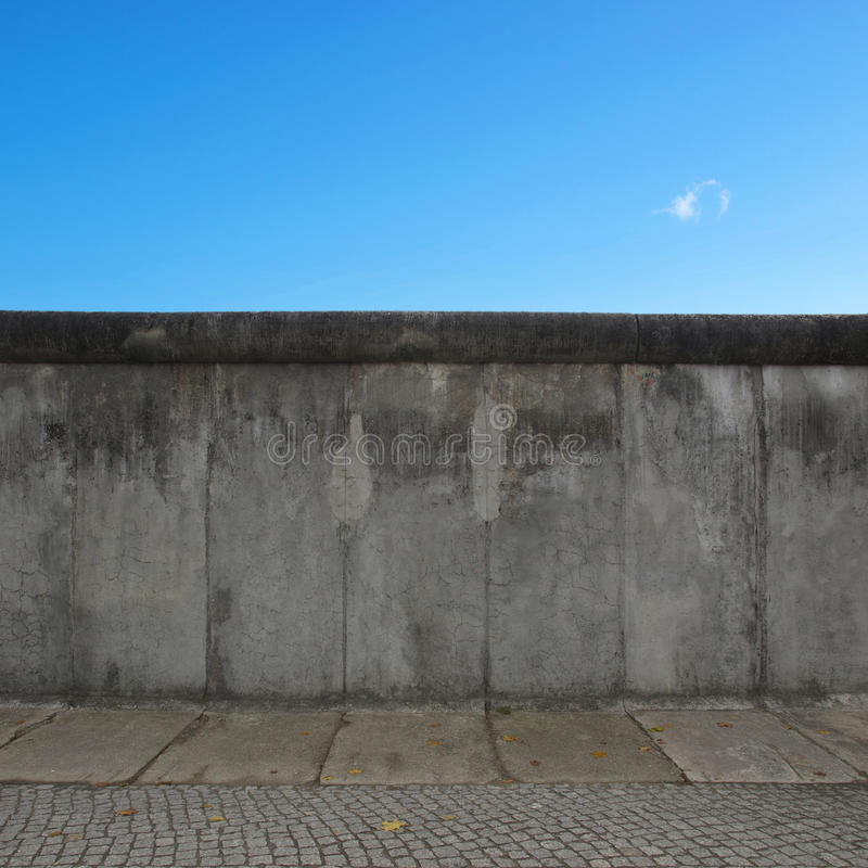 Download τείχος του Βερολίνου στοκ εικόνες. εικόνα από γερμανικά - 17050558
