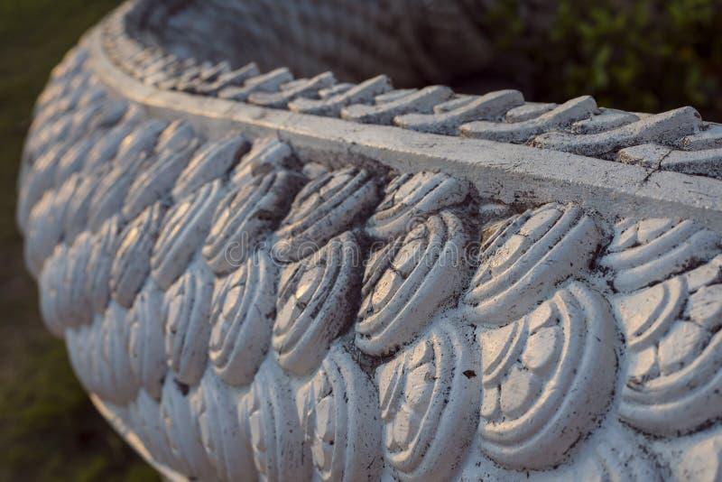 Τεμάχιο του δέρματος δράκων ` s στον ασιατικό ναό στοκ εικόνα με δικαίωμα ελεύθερης χρήσης
