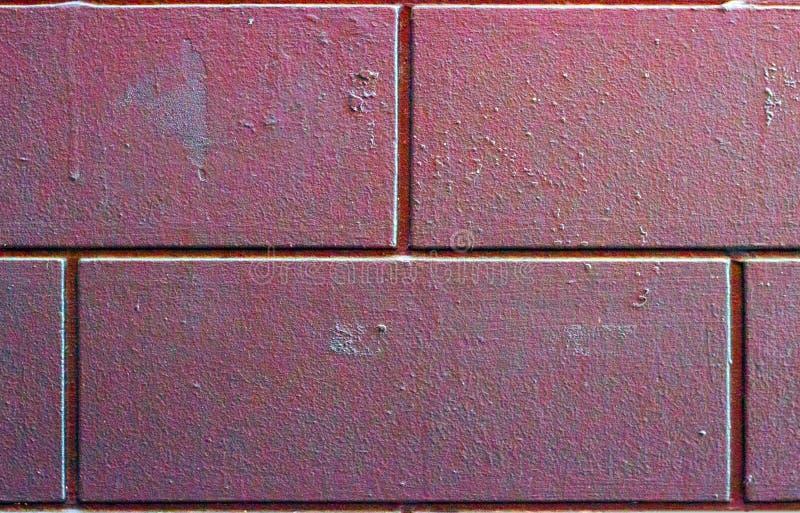 Τεράστια και βρώμικα τούβλα, σχέδιο τοίχων ή σύσταση Υπόβαθρο τούβλου στοκ φωτογραφία με δικαίωμα ελεύθερης χρήσης