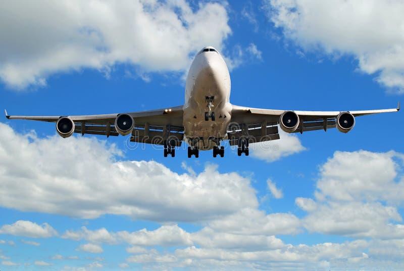 τεράστια προσγείωση στοκ φωτογραφία με δικαίωμα ελεύθερης χρήσης