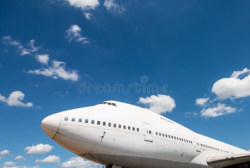 Τεράστιος - αεροσκάφη αεριωθούμενων αεροπλάνων στοκ εικόνες