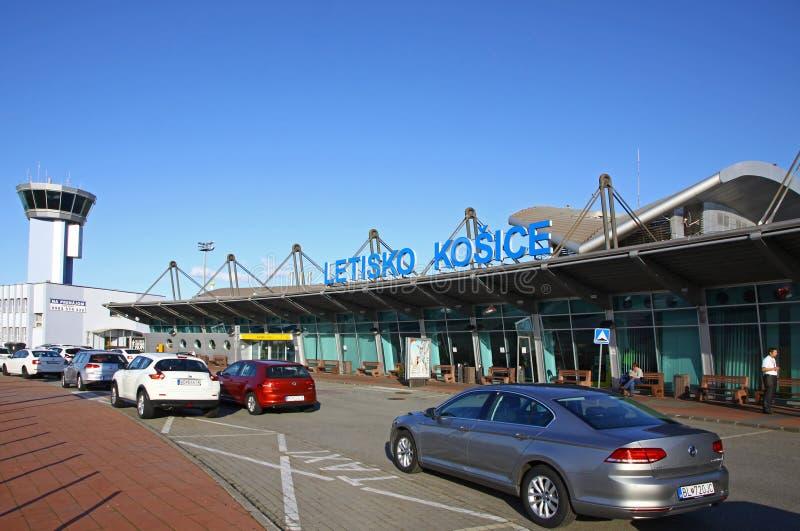 Τερματικό 1 του διεθνούς αερολιμένα Kosice στοκ φωτογραφία με δικαίωμα ελεύθερης χρήσης