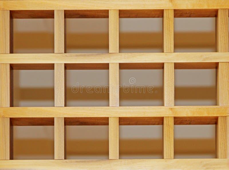 τετράγωνα ξύλινα στοκ φωτογραφία με δικαίωμα ελεύθερης χρήσης