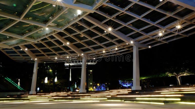 Τετραγωνική αρχιτεκτονική - Stanley, Χονγκ Κονγκ στοκ εικόνες