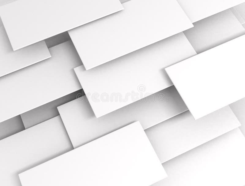 Τετραγωνική κενή ανασκόπηση διανυσματική απεικόνιση