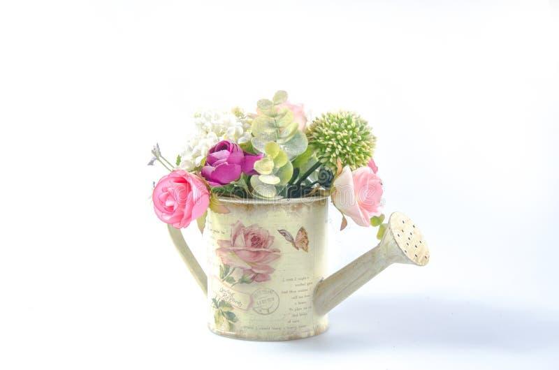 Τεχνητά λουλούδια στοκ εικόνες