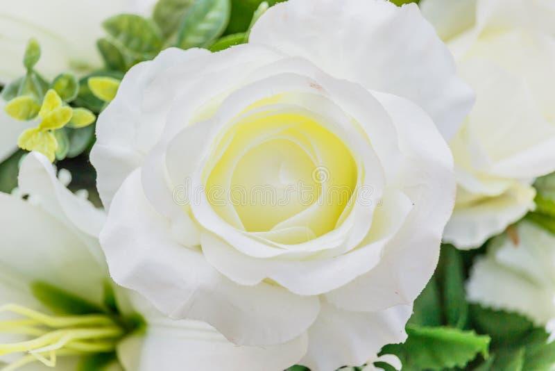 Τεχνητά λουλούδια στοκ εικόνα