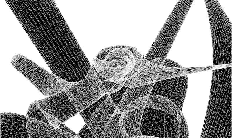 τεχνητή νοημοσύνη διανυσματική απεικόνιση