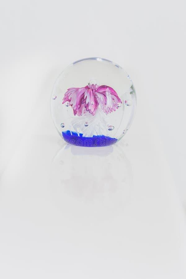 Τεχνητό πρεσ'παπιέ γυαλιού στοκ εικόνα με δικαίωμα ελεύθερης χρήσης