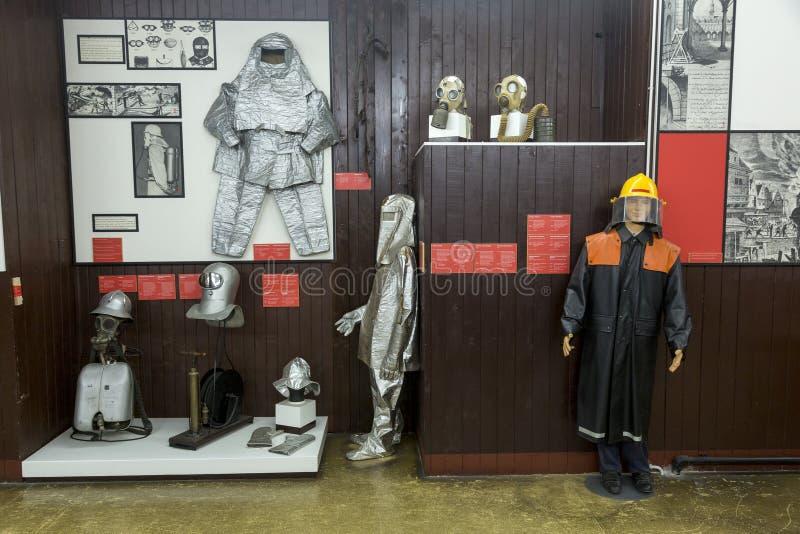 Τεχνικό μουσείο τέσλα της Nikola στο Ζάγκρεμπ, Κροατία στοκ φωτογραφία