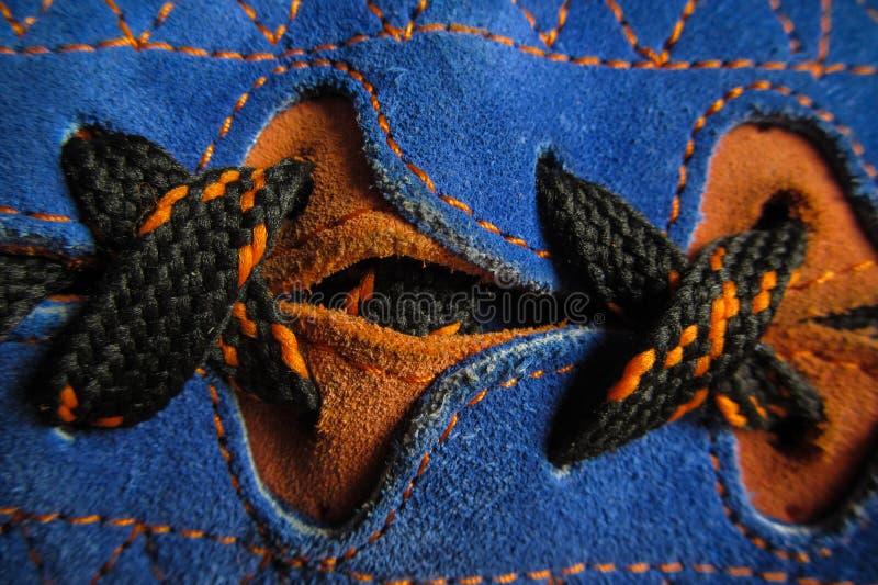 Τεχνολογία για την αναρρίχηση των παπουτσιών στοκ φωτογραφίες