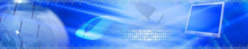 τεχνολογία εμβλημάτων απεικόνιση αποθεμάτων
