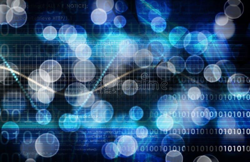 τεχνολογία επιστήμης διανυσματική απεικόνιση
