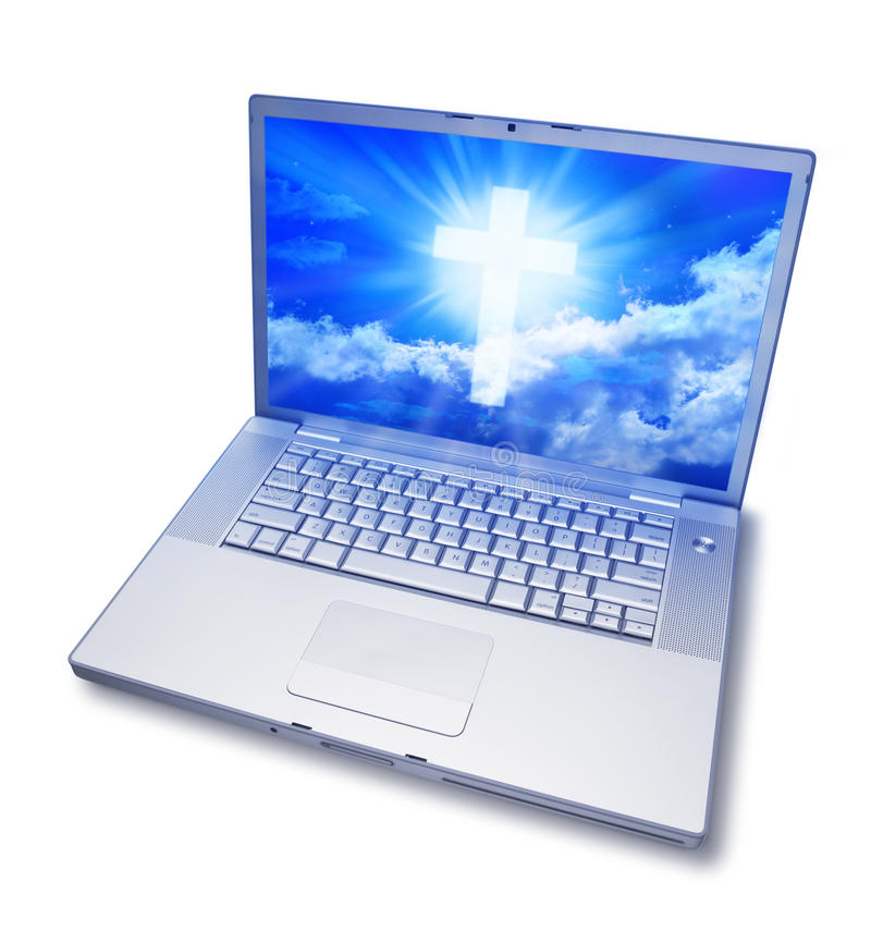 τεχνολογία θρησκείας Δ& στοκ φωτογραφία με δικαίωμα ελεύθερης χρήσης