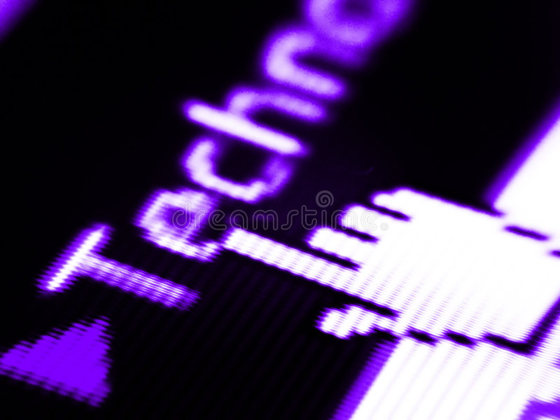 τεχνολογία οθόνης στοκ φωτογραφία με δικαίωμα ελεύθερης χρήσης