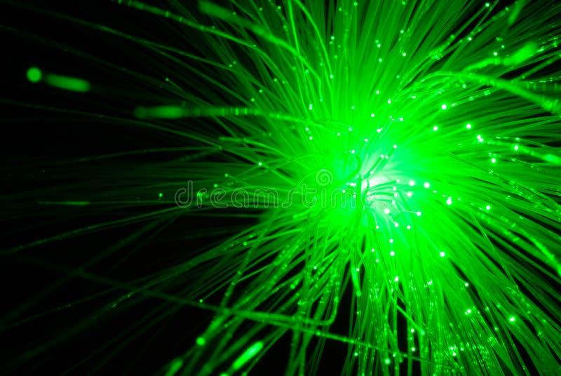 τεχνολογία οπτικών ινών στοκ φωτογραφίες