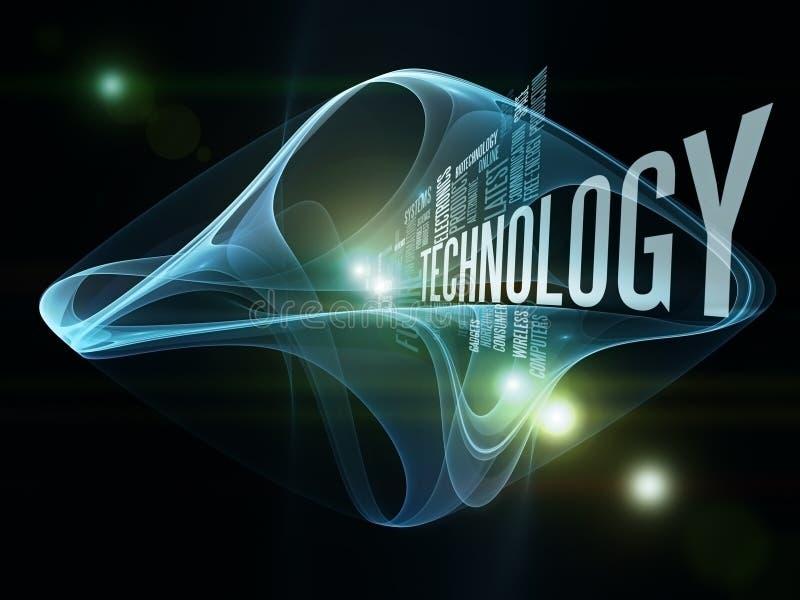 τεχνολογία προόδου απεικόνιση αποθεμάτων
