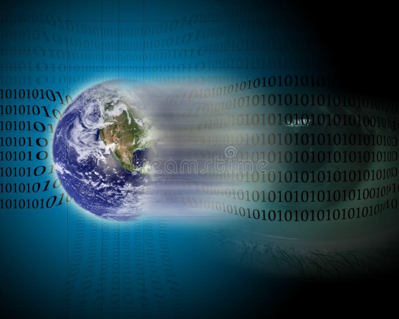 τεχνολογία 2 έννοιας διανυσματική απεικόνιση