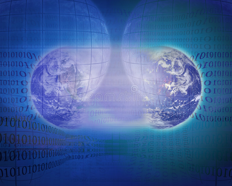 τεχνολογία 4 διανυσματική απεικόνιση
