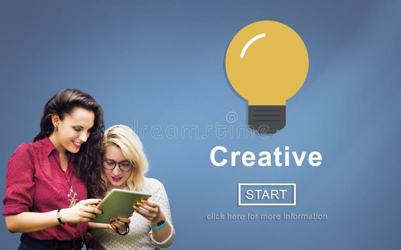Τεχνολογία λύσης καινοτομίας έμπνευσης ιδεών δημιουργικότητας συμπυκνωμένη στοκ εικόνες