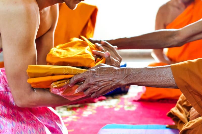 Τελετή χειροτονίας Naga στοκ εικόνες με δικαίωμα ελεύθερης χρήσης