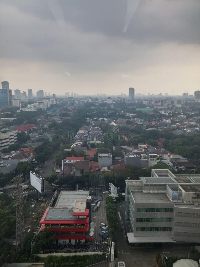 Τζακάρτα στοκ φωτογραφίες με δικαίωμα ελεύθερης χρήσης