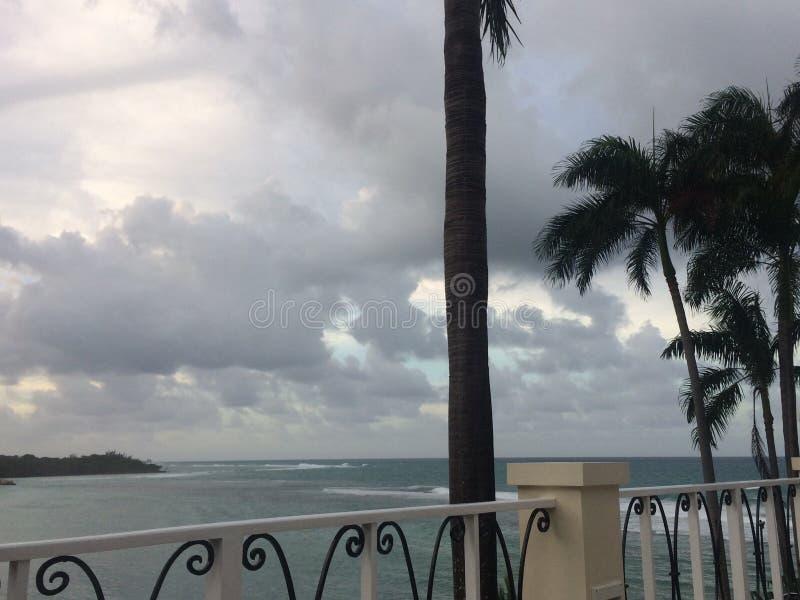 Τζαμαϊκανοί ωκεανοί στοκ φωτογραφία