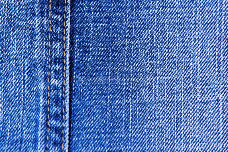 τζιν παντελόνι ανασκοπήσ&epsil στοκ εικόνες με δικαίωμα ελεύθερης χρήσης
