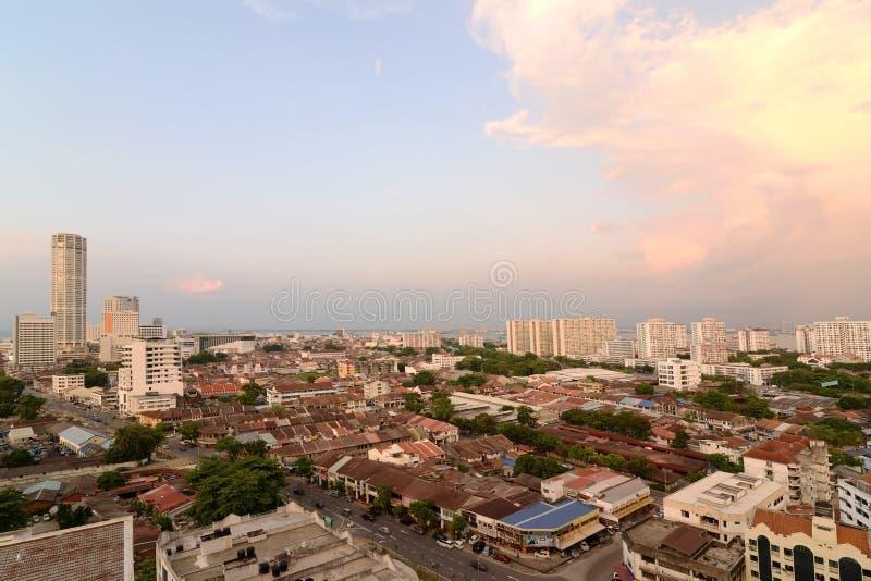 Τζωρτζτάουν Penang Μαλαισία στοκ φωτογραφία με δικαίωμα ελεύθερης χρήσης