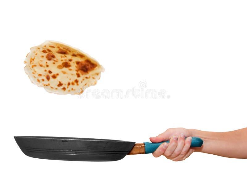 τηγανίτα στοκ φωτογραφίες