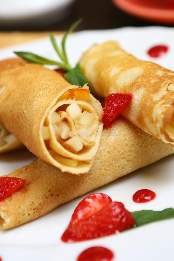 τηγανίτες καρπού στοκ φωτογραφίες με δικαίωμα ελεύθερης χρήσης
