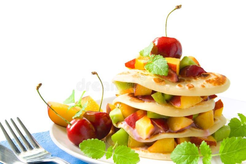 τηγανίτες στοκ εικόνα με δικαίωμα ελεύθερης χρήσης