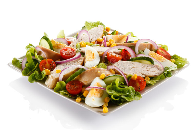 τηγανισμένα λαχανικά κρέατ& στοκ φωτογραφία με δικαίωμα ελεύθερης χρήσης