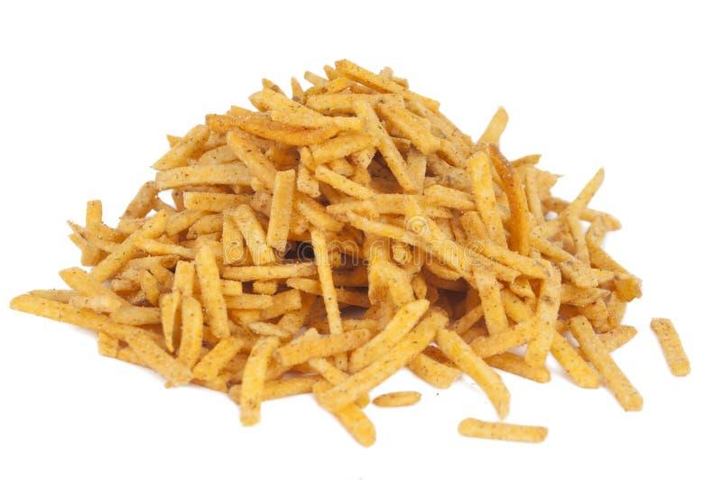 τηγανιτές πατάτες στοκ φωτογραφίες