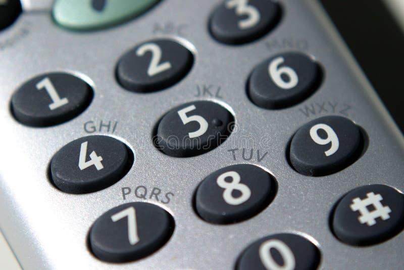 τηλέφωνο αριθμητικών πληκ&ta στοκ φωτογραφίες