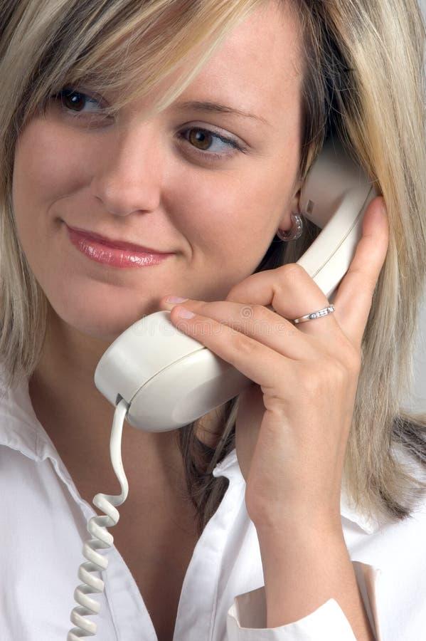 τηλέφωνο κλήσης στοκ φωτογραφία