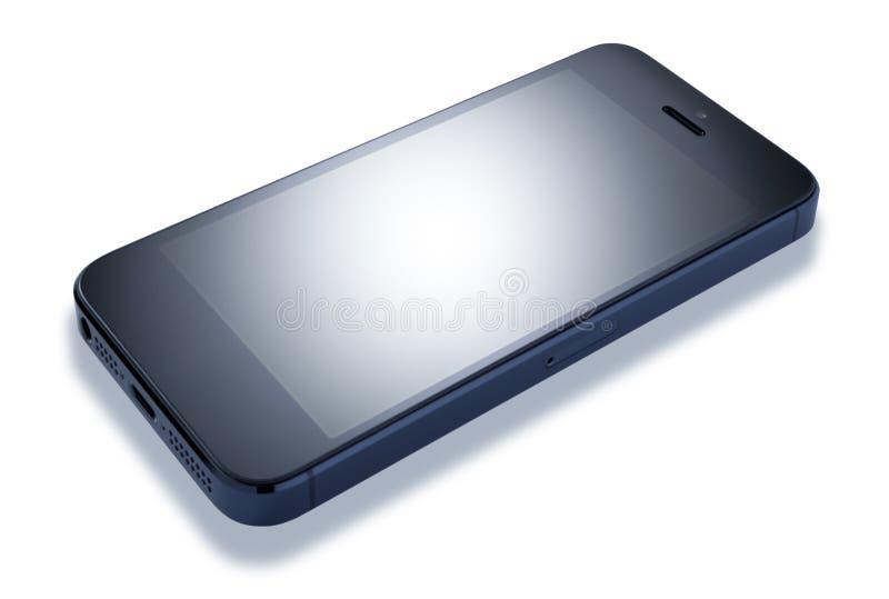 Τηλέφωνο κυττάρων Smartphone στοκ εικόνα με δικαίωμα ελεύθερης χρήσης