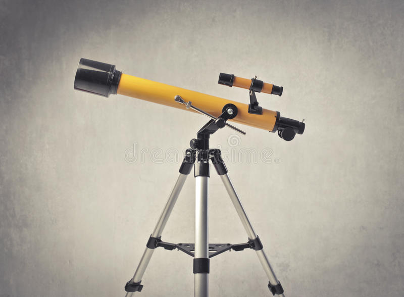 τηλεσκόπιο στοκ εικόνα