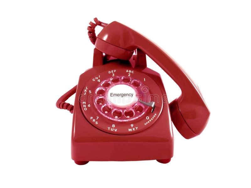 τηλεφωνικός κόκκινος αν&al στοκ φωτογραφία με δικαίωμα ελεύθερης χρήσης