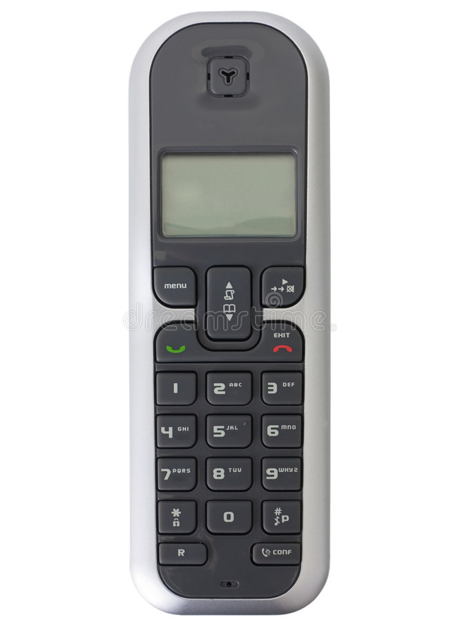 τηλεφωνικός σωλήνας στοκ φωτογραφία