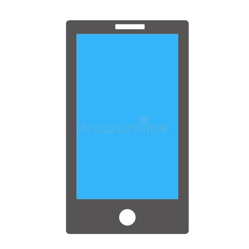 Τηλεφωνικό εικονίδιο στο άσπρο υπόβαθρο   κινητό τηλεφωνικό εικονίδιο κυττάρων για το σχέδιο ιστοχώρου σας, λογότυπο, app, UI έξυ διανυσματική απεικόνιση