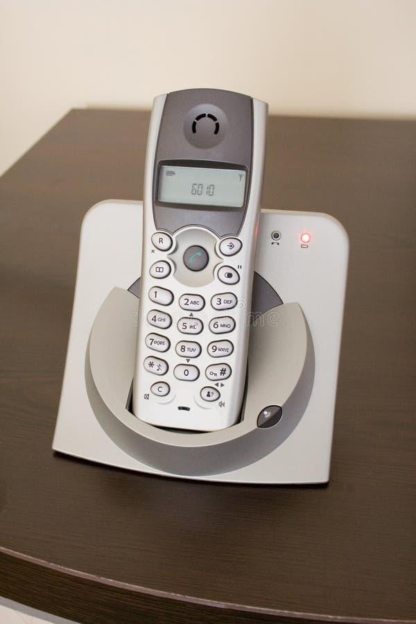 τηλεφωνικό ραδιόφωνο στοκ φωτογραφίες