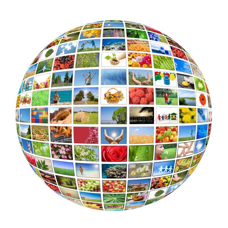 τηλεόραση τεχνολογίας π στοκ φωτογραφίες με δικαίωμα ελεύθερης χρήσης